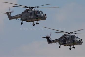 ZD257 - Royal Navy Westland Lynx HMA.8