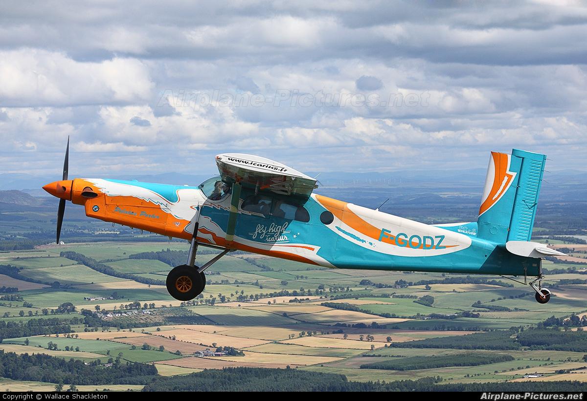 F-Air F-GODZ aircraft at In Flight - Scotland