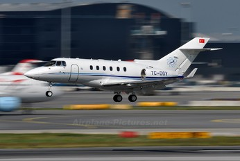 TC-DOY - Sarpair Hawker Beechcraft 800XP