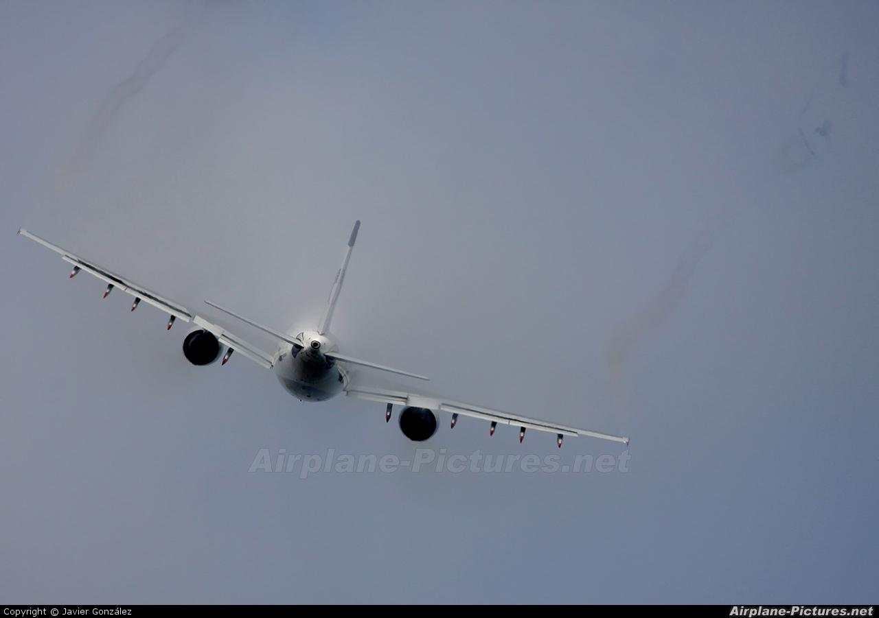 Iran Air EP-IBD aircraft at Barcelona - El Prat