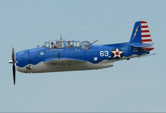 NL683G - Private Eastern Aircraft TBM-3E Avenger
