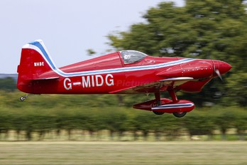 G-MIDG - Private Midget Mustang