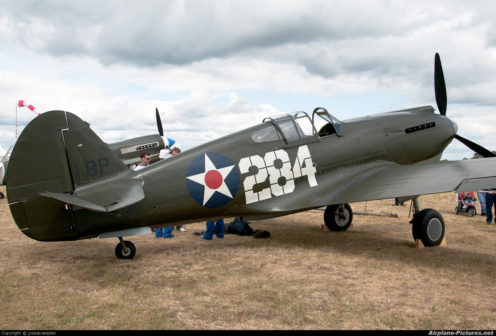 Patina G-CDWH aircraft at La Ferté-Alais