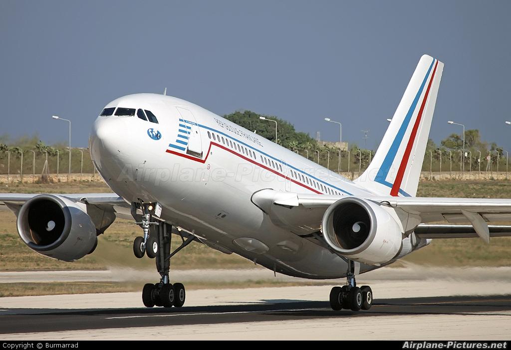 France - Air Force F-RADC aircraft at Malta Intl