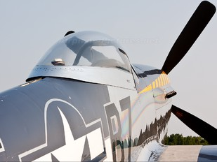 NL51JB - Private North American P-51D Mustang