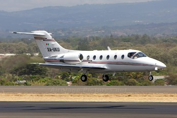 XA-UKU - Private Hawker Beechcraft 400A Beechjet