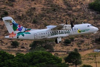 F-GHPS - Air Antilles Express ATR 42 (all models)