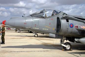 ZD376 - Royal Air Force British Aerospace Harrier GR.9