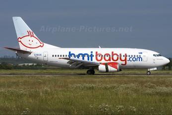 G-BVZE - bmibaby Boeing 737-500