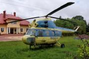 SP-SEU - Private Mil Mi-2 aircraft