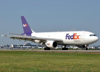 N683FE - FedEx Federal Express Airbus A300F