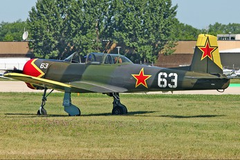 N6343U - Private NanChang CJ-6A