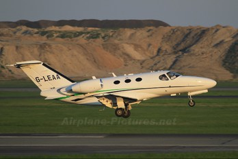 G-LEAA - Private Cessna 510 Citation Mustang