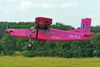 OO-PCV - Private Pilatus PC-6 Porter (all models)