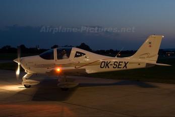 OK-SEX - Private Tecnam P2002