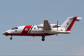 MM62274 - Italy - Coast Guard Piaggio P.180 Avanti I & II