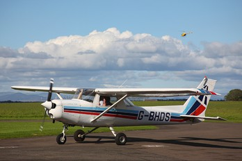 G-BHDS - Tayside Aviation Cessna 152