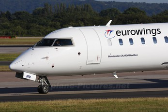 D-ACNV - Eurowings Canadair CL-600 CRJ-900