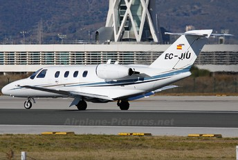 EC-JIU - Executive Airlines  Cessna 525 CitationJet