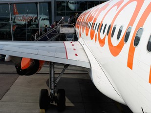 HB-JZW - easyJet Switzerland Airbus A319