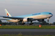 HL7531 - Korean Air Boeing 777-200ER aircraft
