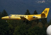 OE-GAA - Tyrol Air Ambulance Cessna 560 Citation V aircraft