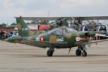 OY-SMA - Private SIAI-Marchetti SF-260
