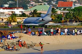 F-HCBM - Private Dassault Falcon 900 series