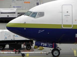 N738MA - Arke/Arkefly Boeing 737-800