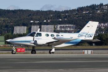 OH-CGW - Konekorhonen Cessna 401