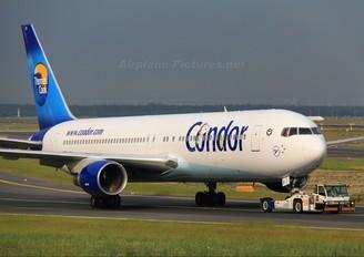 D-ABUI - Condor Boeing 767-300ER