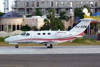 PJ-DOM - JetBudget Cessna 510 Citation Mustang