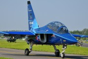 CPX615 - Italy - Air Force Aermacchi M-346 aircraft