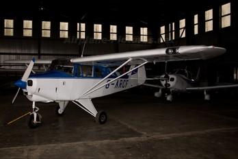 G-ARCF - Private Piper PA-22 Tri-Pacer