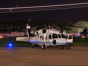 H-01 - Argentina - Air Force Sikorsky S-70A Black Hawk