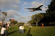 G-BNLU - British Airways Boeing 747-400 aircraft
