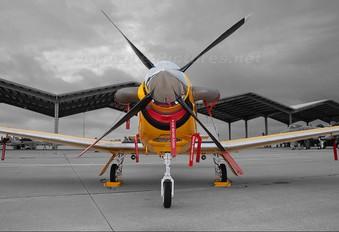 166064 - USA - Navy Hawker Beechcraft T-6A Texan II