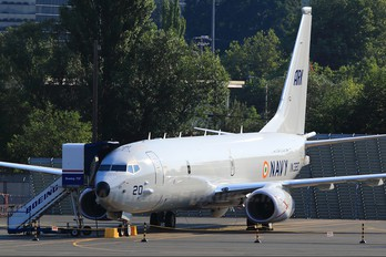 IN320 - India - Navy Boeing P-8I Neptune
