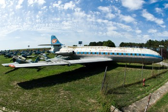 YU-AHB - JAT - Yugoslav Airlines Sud Aviation SE-210 Caravelle