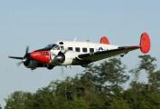 D-IROM - Private Beechcraft 18 Twin Beech, Expeditor aircraft