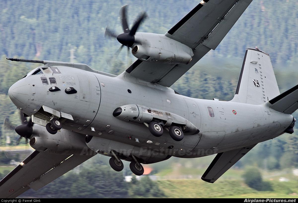 Italy - Air Force MM62219 aircraft at Zeltweg