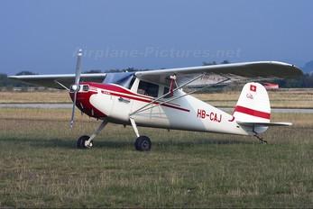HB-CAJ - Private Cessna 140