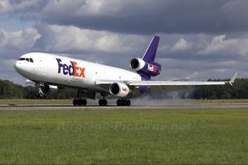 N580FE - FedEx Federal Express McDonnell Douglas MD-11F