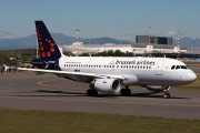 Brussels Airlines OO-SSD image