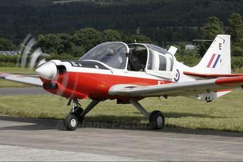 G-BZDP - Private Scottish Aviation Bulldog
