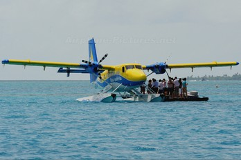 8Q-TMV - Trans Maldivian Airways - TMA de Havilland Canada DHC-6 Twin Otter