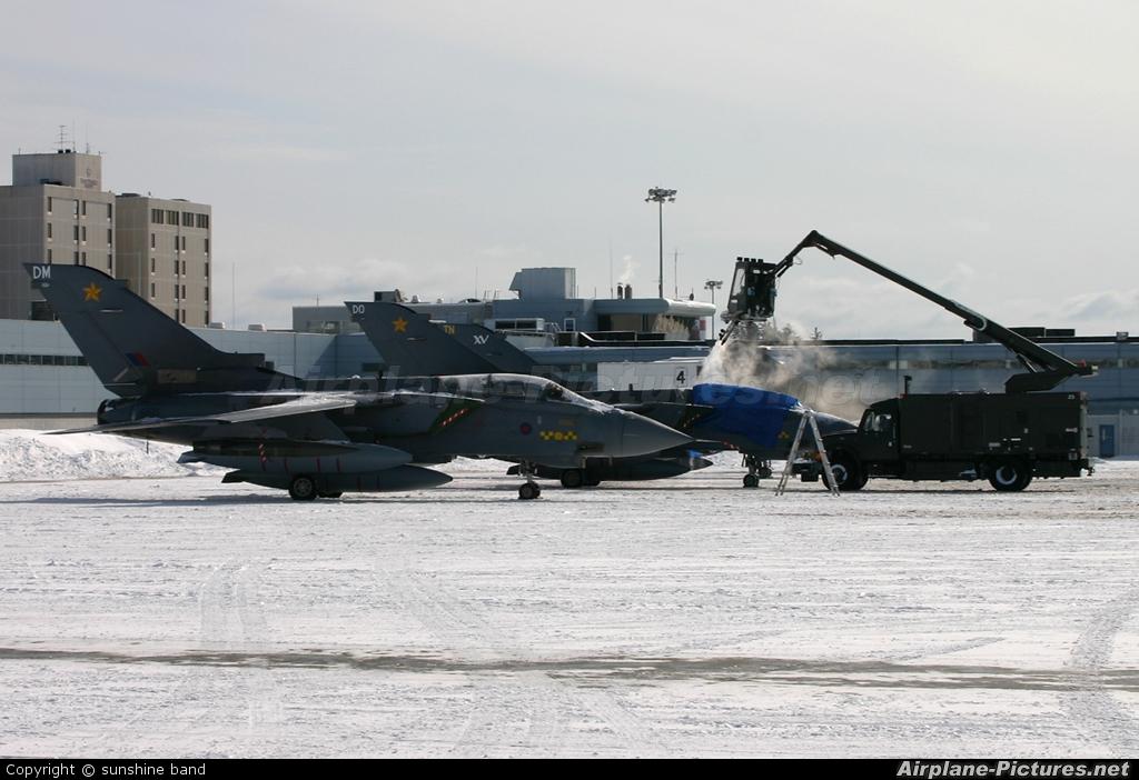 Royal Air Force ZA542 aircraft at Bangor Intl
