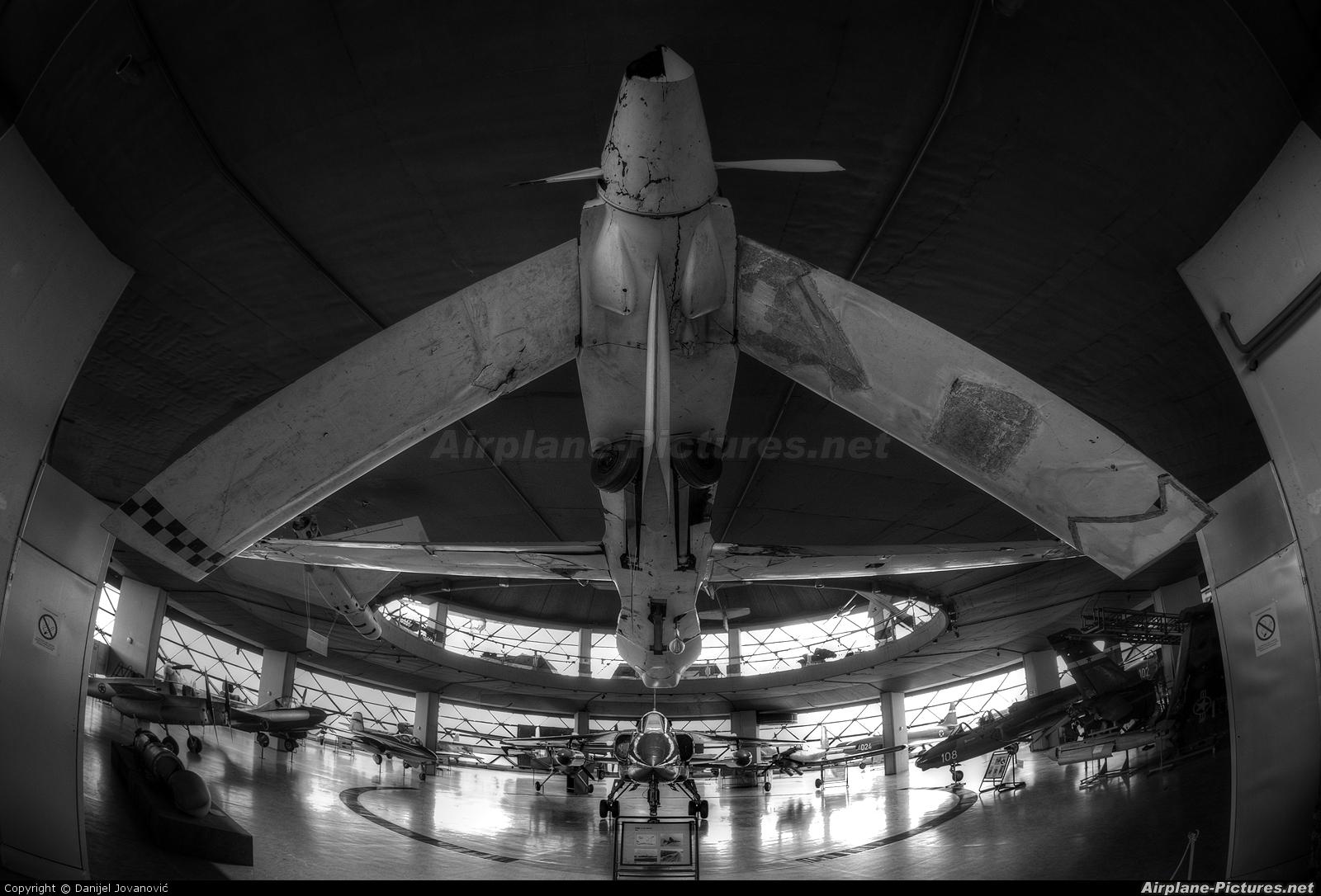 USA - Air Force - aircraft at Belgrade - Nikola Tesla Intl