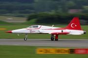 3048 - Turkey - Air Force : Turkish Stars Canadair NF-5A aircraft