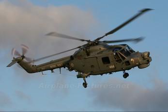 XZ723 - Royal Navy Westland Lynx HMA.8
